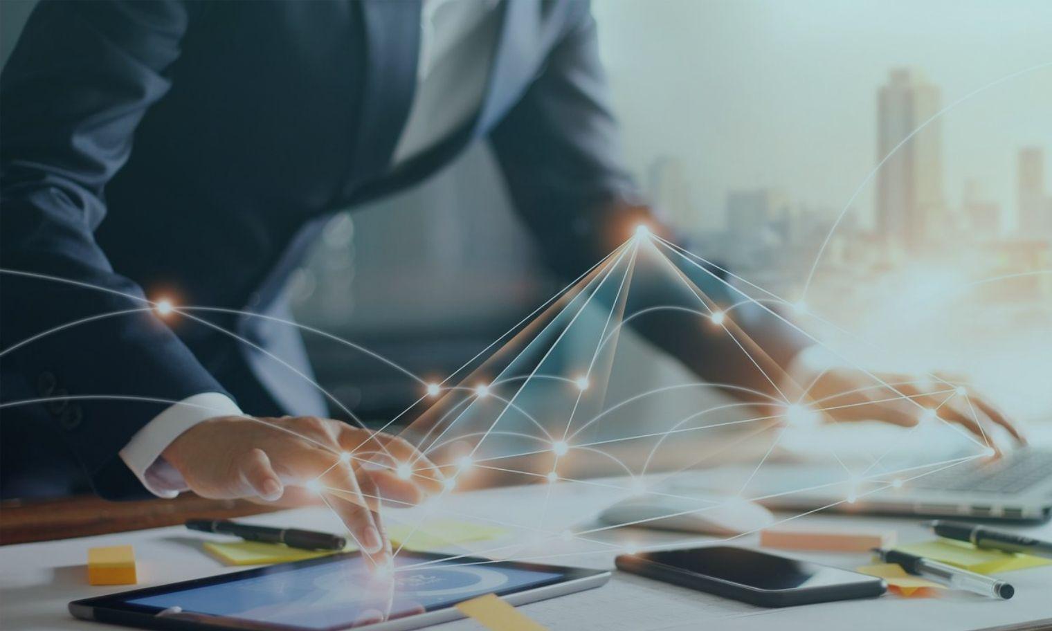 Importancia de las soluciones de gestión empresarial - blog Visionarios