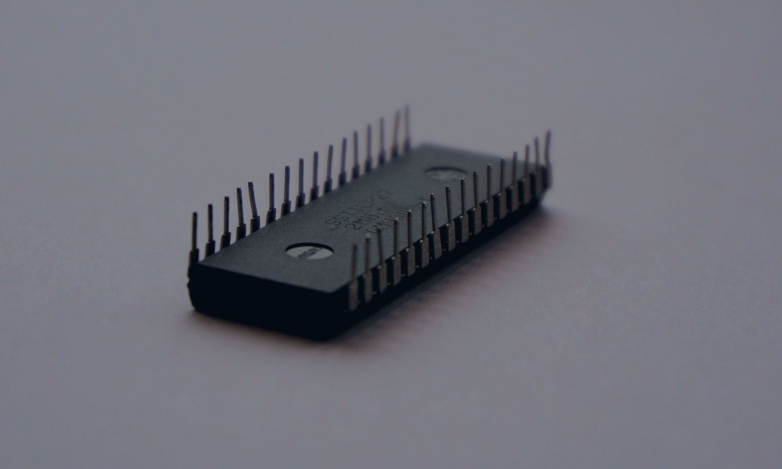 la crisis del chip